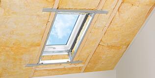 Dachfenster Innenfutter