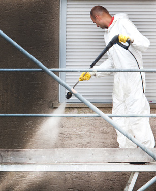 Fassadenpflege