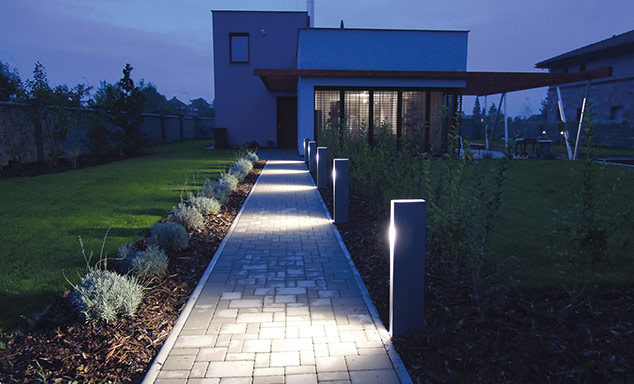 ferax Gartenbeleuchtung