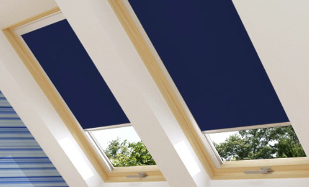 RoofLITE Dachfensterrollos