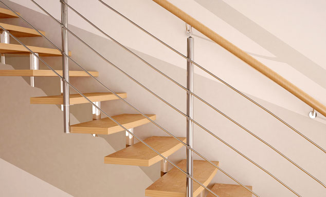 Treppengeländer für innen