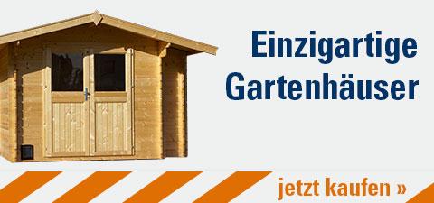Einzigartige Gartenhäuser