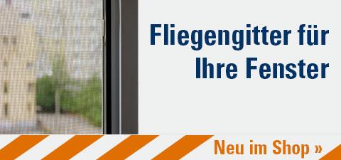 Fliegengitter für Ihre Fenster