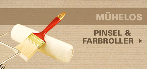 Pinsel & Farbroller