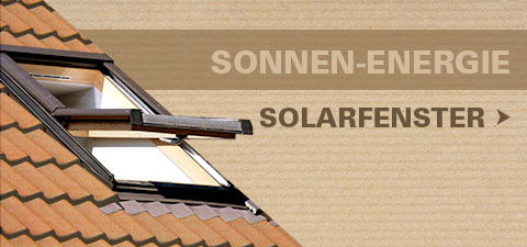 Dachfenster Solar