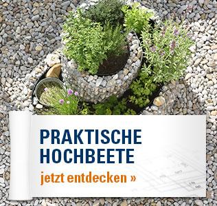 Hochbeete individuell bepflanzen