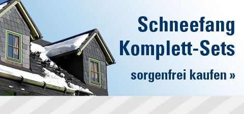 Schneefang-Komplettset kaufen
