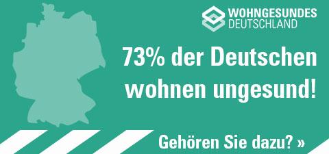 Wohngesundes Deutschland