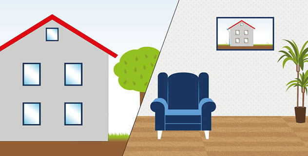 fertighaus oder massivhaus. Black Bedroom Furniture Sets. Home Design Ideas