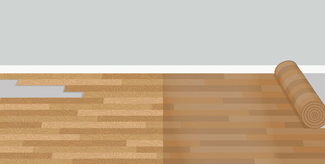 Vinyl Parkett Ohne Weichmacher ~ Laminat oder vinyl benz