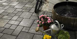WELLKER Terrassenplatten