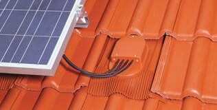 Klöber Dachdurchführung