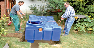 Rewatec Regenwasseranlagen