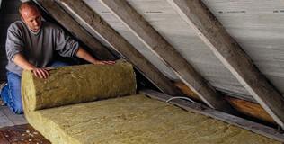 Rockwool Dachbodendämmung