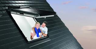 Roto Dachfenster Rollläden