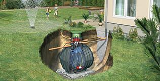 GRAF Regenwasseranlagen