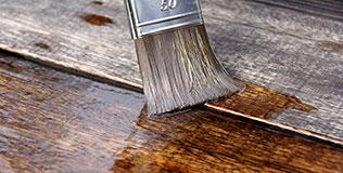 Holzschutzmittel Holzöl