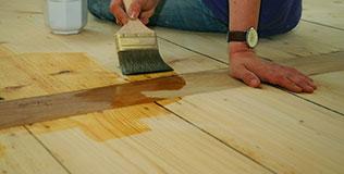 Holzschutzmittel innen