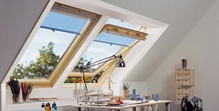 Schwingfenster Dachfenster