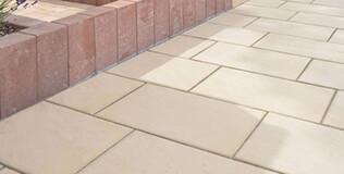 Natursteinoptik Terrassenplatten Günstig Kaufen BENZ - Betonplatten 50x50 preis