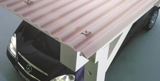 Polyester (GFK) Wellplatten