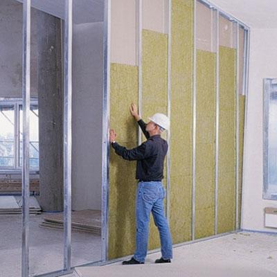 der aufbau einer trockenbauwand benz24. Black Bedroom Furniture Sets. Home Design Ideas