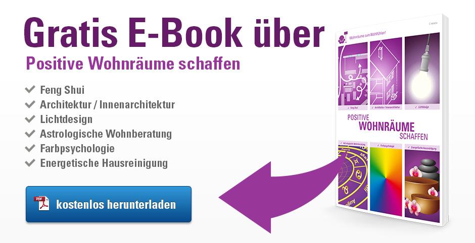 Kostenloses E-Book über Wohnraumgestaltung